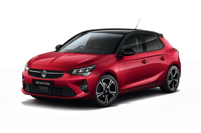 Opel Corsa Benzin 2021